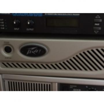 Custom Peavey IPR 1600 2015 Black / Silver