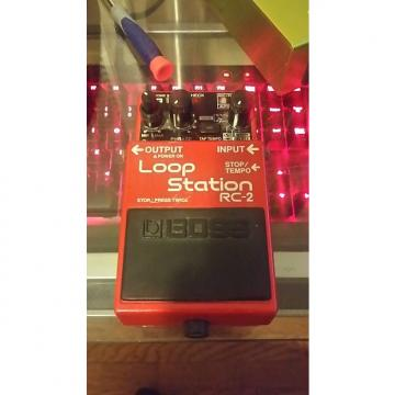 Custom Boss RC2 Loop Station