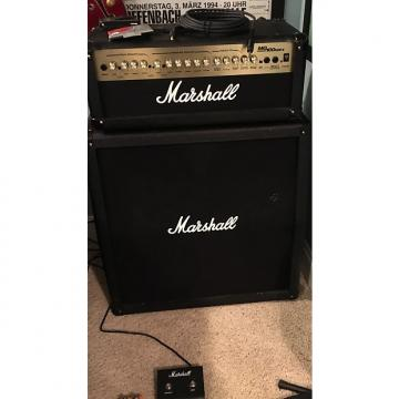 Custom Marshall MG100HDFX/MG412 Half Stack with Digital Effects