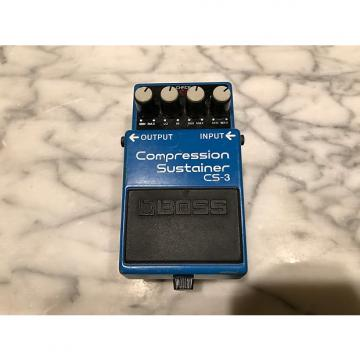 Custom Boss CS-3 1991 Blue
