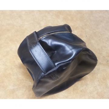Custom Ludwig 9x13 Leather Drum Bag