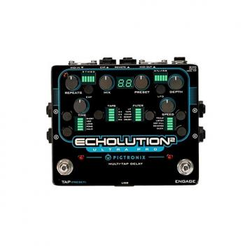 Custom Pigtronix Echolution 2 Ultra Pro