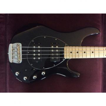 Custom Ernie Ball Music Man Sterling 4 HH 2014 Black