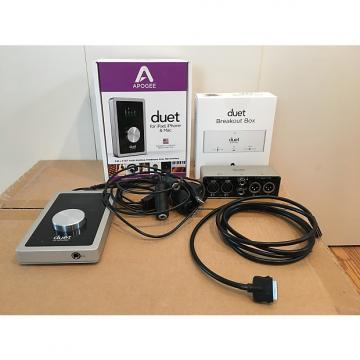 Custom Apogee Duet for iPad & Mac w/ Breakout Box