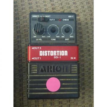 Custom Arion SDI-1 90s? Black Distortion Pedal