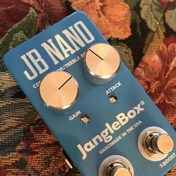 Custom JangleBox JB Nano Compressor/Treble Booster (Demo)