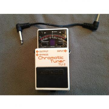 Custom Boss  Chromatic Tuner tu-2 pedal