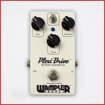 Custom Wampler Plexi Drive