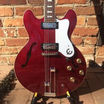 Custom Epiphone Elitist Riviera 2004 Wine red