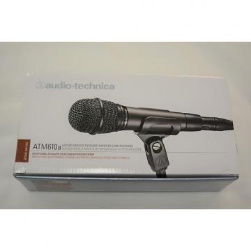 Custom Audio-Technica ATM610a Handheld Hyper-Cardioid Dynamic Mic