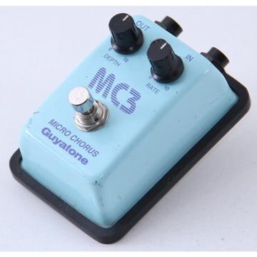 Custom Guyatone MC3 Micro Chorus Guitar Effects Pedal PD-4014