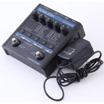 Custom TC Helicon Create Vocal Effects Pedal & Power Supply PD-4005