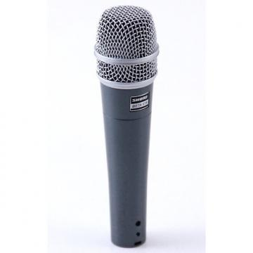 Custom Shure Beta 57A Dynamic Supercardiod Microphone MC-1883