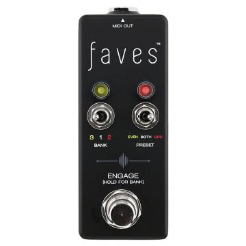 Custom ChaseBliss Audio Faves Midi Controller