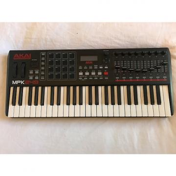 Custom Akai MPK249 2016 Black