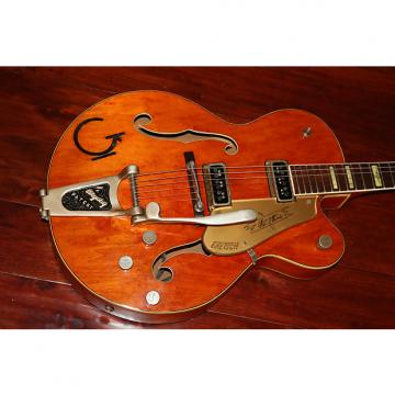 Custom Gretsch 6120  1955 Western Orange