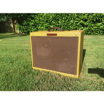 Custom Victoria  Double Deluxe Combo Classic Tweed