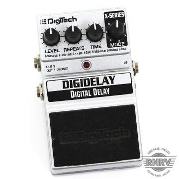 Custom Digitech Digidelay Digital Delay
