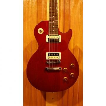 Custom Gibson Les Paul Special Pro 2015 Heritage Cherry w/Grover locking tuners & GForce, Hard Case