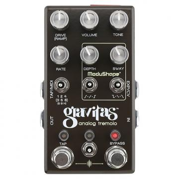 Custom ChaseBliss Audio Gravitas Analog Tremolo