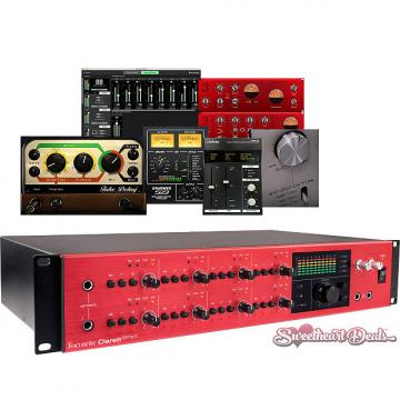 Custom Focusrite Clarett 8PreX 26x28 Thunderbolt Audio Interface
