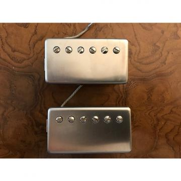Custom Gibson MHS Pickups 2016 VOS Nickel