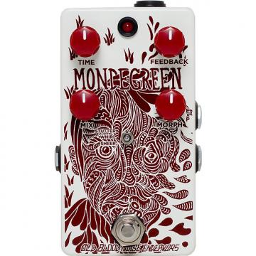 Custom Old Blood Noise Endeavors Mondegreen Digital Delay *Free Shipping*