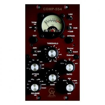 Custom Golden Age 554 500-Series VINTAGE-Style Compressor