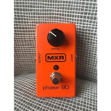 Custom MXR Phase 90 Orange
