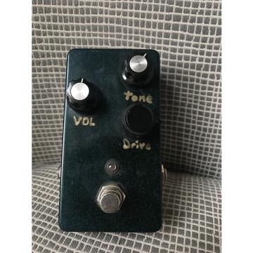 Custom Handmade Transparent Overdrive