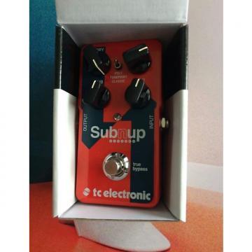 Custom TC Electronic Sub N Up Octaver 2017