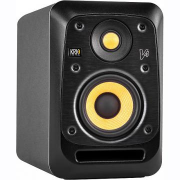 "Custom KRK V4S4 V Series - 85W 4"" Powered Reference Monitor"