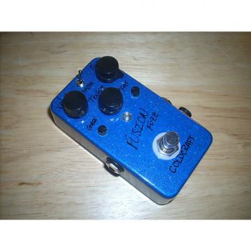 Custom Coldcraft Effects Fusion Fuzz Pedal - True Bypass - Made in U.S.A.