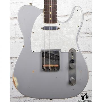 Custom Nash T63 Inca Silver, C Neck Lollars