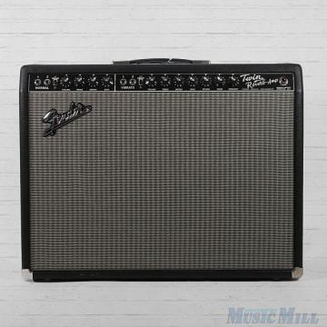 Custom Fender 65' Twin Reverb Reissue Tube Guitar Combo Amplifier