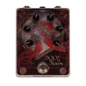 Custom Fuzzhugger Doom Bloom Fuzz Pedal