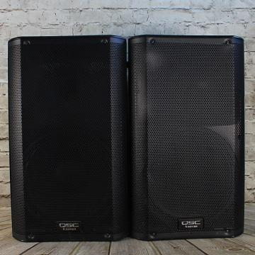 Custom (2) QSC K12 Powered Speakers