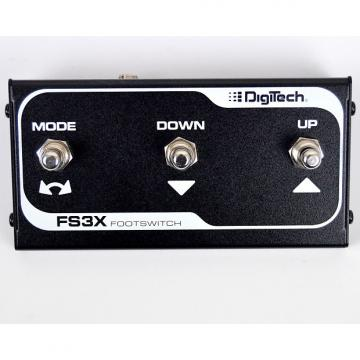 Custom Digitech FS3X Footswitch