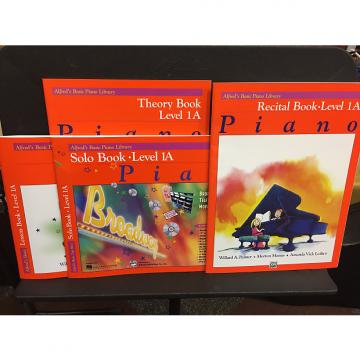 Custom Alfred's Basic Piano Library Level 1A - Recital Book
