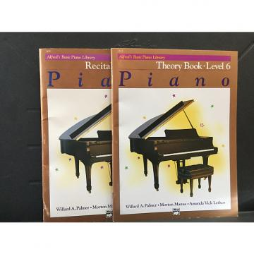 Custom Alfred's Basic Piano Library Level 6 - Recital