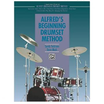 Custom Alfred's Beginning Drumset Method