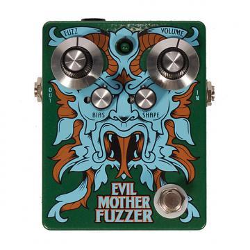Custom Dr. No Effects Evil Mother Fuzzer Fuzz Pedal