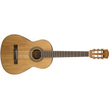 "Custom Fender Acoustic Guitar MC-1 ""3/4""-Nylon Natural"