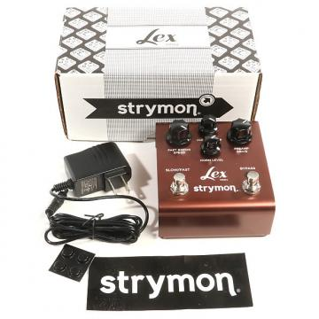 Custom Strymon Lex Rotary Speaker Simulator Pedal