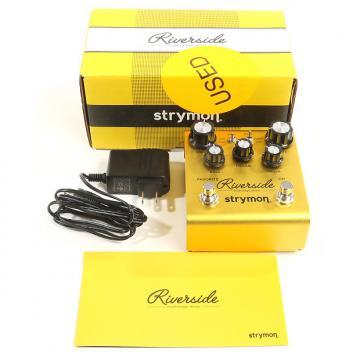 Custom Strymon Riverside Multi-Stage Drive Pedal