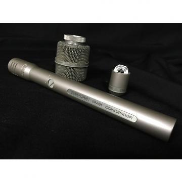 Custom Shure SM-81 Condenser Microphone 2000? Silver