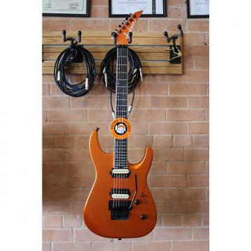 Custom Jackson Pro Dinky DK2 Satin Orange Blaze