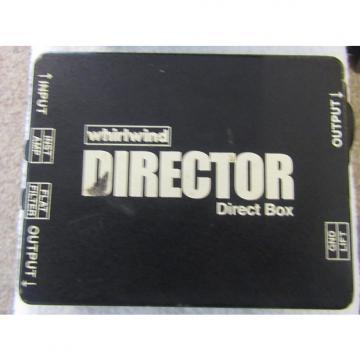 Custom Whirlwind Director Direct Box