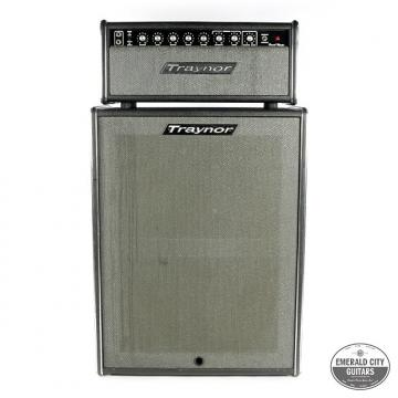 Custom 1970's Traynor YRM-1 Reverb Master with 4×10 Cabinet