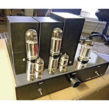 Custom Norh SE-9 All Tube Integrated Power Amplifier Hi-Fi/Guitar EL34 12AX7 CLASSIC TONE AUDIOPHILE AMP